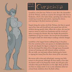 Character Bio (Cyrathilia) by SYRSA