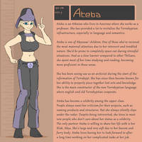 Character Bio (Ateba) by SYRSA