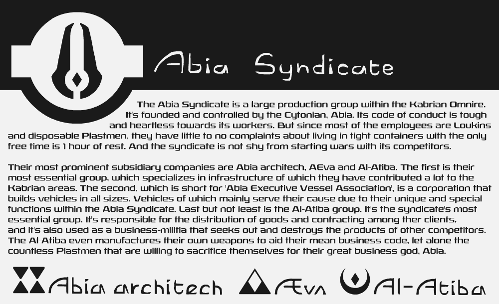 Abia Syndicate by SYRSA