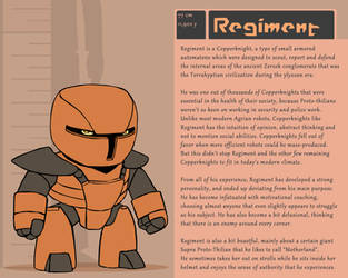 Character Bio (Regiment) by SYRSA