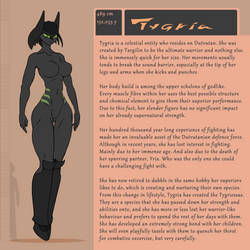 Character Bio (Tygria) by SYRSA