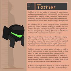 Character Bio (Tothler) by SYRSA