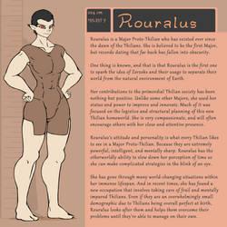 Character Bio (Rouralus)