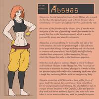 Character Bio (Absyas)