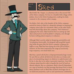 Character Bio (Sked)