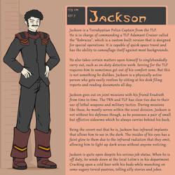 Character Bio (Jackson)