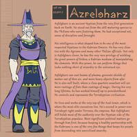 Character Bio (Azfelgharz)