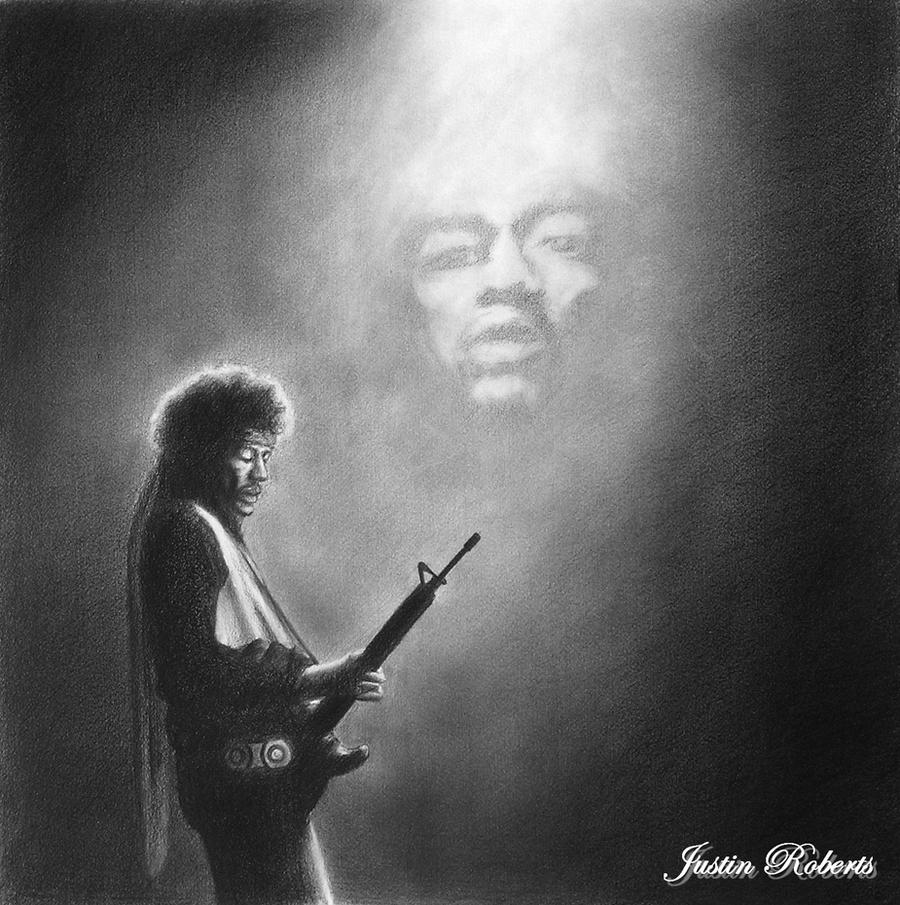 machine gun lyrics jimi