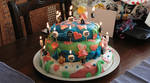 Cake for my 18th Birthday