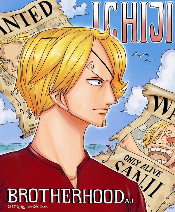 Ichiji (BrotherhoodAU) by Ethai