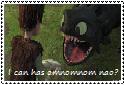 Toothless can has omnomnom? by LittleUchiha