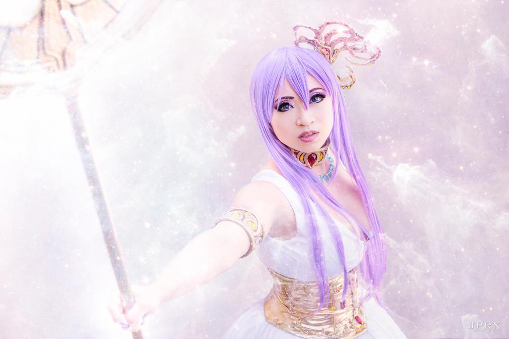 Athena's Cosmos by JeproxShots
