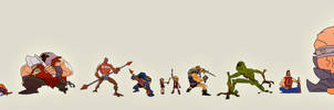 Masters of the Universe: Tribal Clash