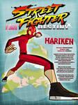 Street Fighter Destiny - HARIKEN