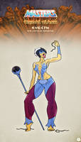 MotU - Tribal Clash: Evil-Lyn