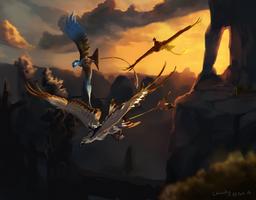 Tribute to Daius by CharakyARPG