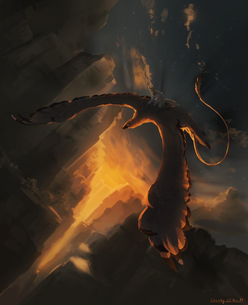 Tribute to Daius - Maelstorm by CharakyARPG