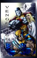 X-MEN Wizard - VENGEANCE XGX by knytcrawlr