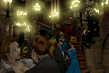 Phantom of the Opera XGX by knytcrawlr