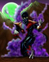 Nightcrawler by Diarmuid XGX by knytcrawlr