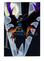 COM: NEW BAT SIGNAL ALT XGX by knytcrawlr