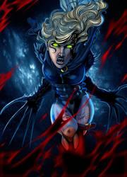 Roven Shield: Mistress XGX by knytcrawlr