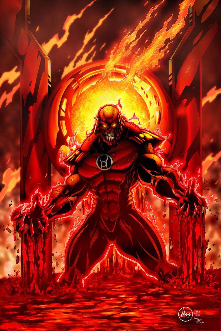 Red_lantern - vassdeviant_by_frostdusk XGX by knytcrawlr