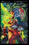 Astonishing Tales Cover Flats By Jotazombi XGX