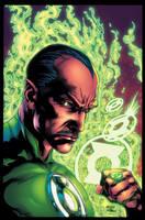 22 Green Lantern Issue 01 Cover By Joeprado201 XGX by knytcrawlr