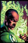 22 Green Lantern Issue 01 Cover By Joeprado201 XGX