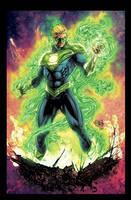 green_lantern_earth_2_by_joeprado XGX by knytcrawlr