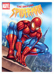 Spider Man Painting For T
