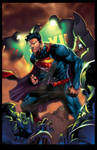 Action Comics  1 Variant Cover By Jim Lee XGX