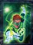 Green Lantern After Alex Ross By Wesleyjames1985-d