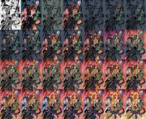 x men   flats by skipper colors Walkthrough