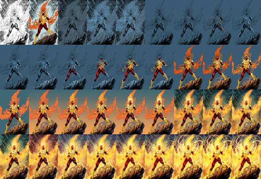 firestorm inks by benjonesart-d958k0x WALKTHROUGH