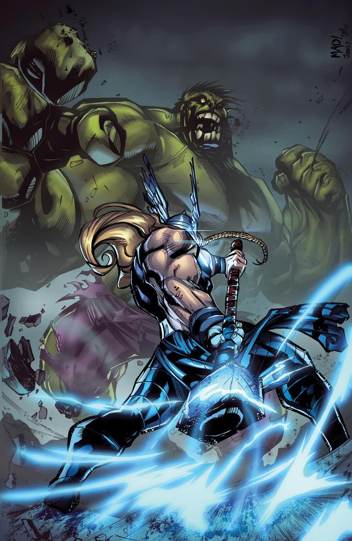 hulk smashem by benjonesart-d5918p1 XGX by knytcrawlr