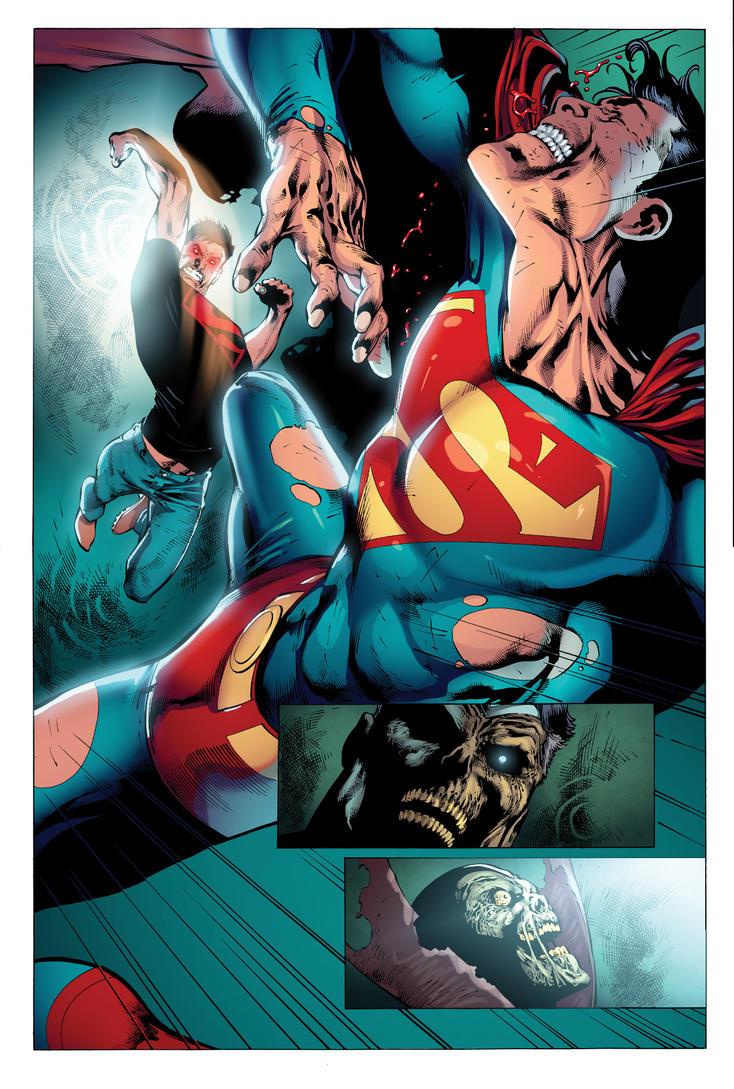 Bn Superman  Flats By Tamarisk By Tamariskuk XGX by knytcrawlr