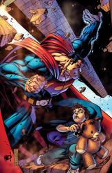 superman flats by frostdusk-d3eyqd0 XGX by knytcrawlr