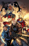 Suicide Squad By Syaf Inks Curiel XGX