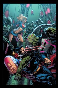 54 War Of The Supermen Flats By Hectorrubilar XGX