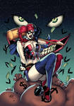 188 Harley Quinn By Leo Matos By Pendecon XGX