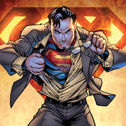 182 flatting tutorial superman by vest XGX