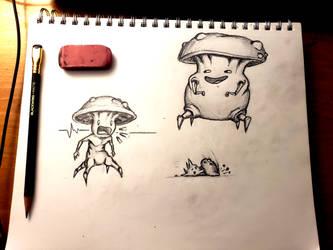 Mushroom Bois