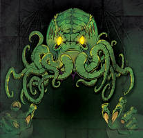 Cthulhu Dice Cover
