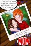Polaroid: Ron and Hermione