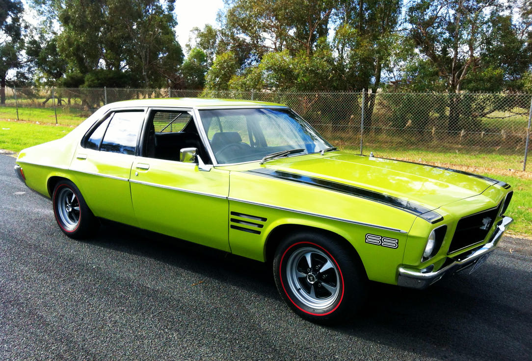 The History of the (Holden) SS - Chevy SS Forum