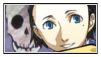 Persona 3: Ryoji Mochizuki (Stamp) by LunarPikachu