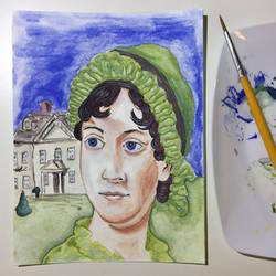 NaNoWriMo: Jane Austen: Mansfield Park
