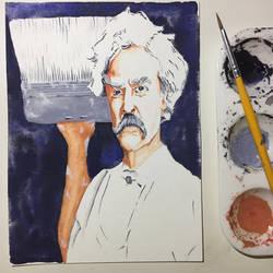 NaNoWriMo: Mark Twain: Tom Sawyer